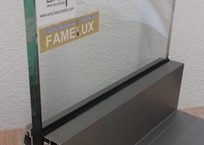 Model Railing - Famelux and  UNIQ