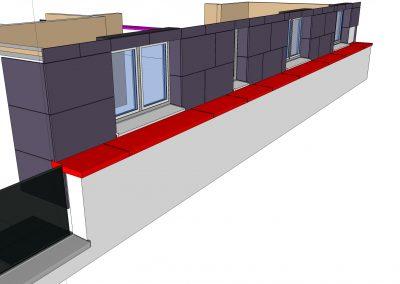 +4 facade 1_6 couvre murs et tablettes Famelux skp