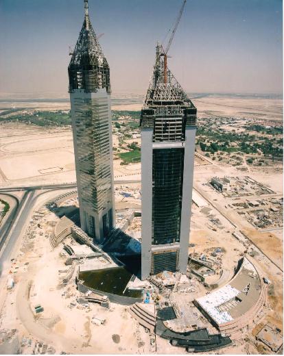 Emirates Hotel Tower, Dubai