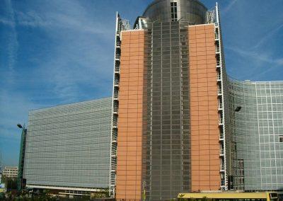 Berlaymont, Bruxelles
