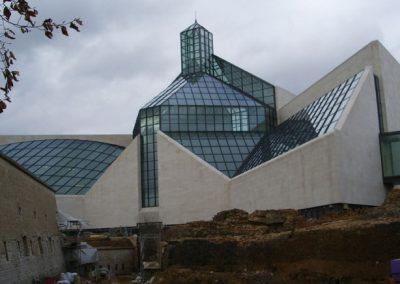 Musée D'Art Moderne, Luxembourg