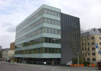 Clinic Eich, Luxembourg
