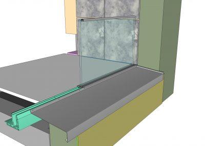 aansluiting glas natuursteen1
